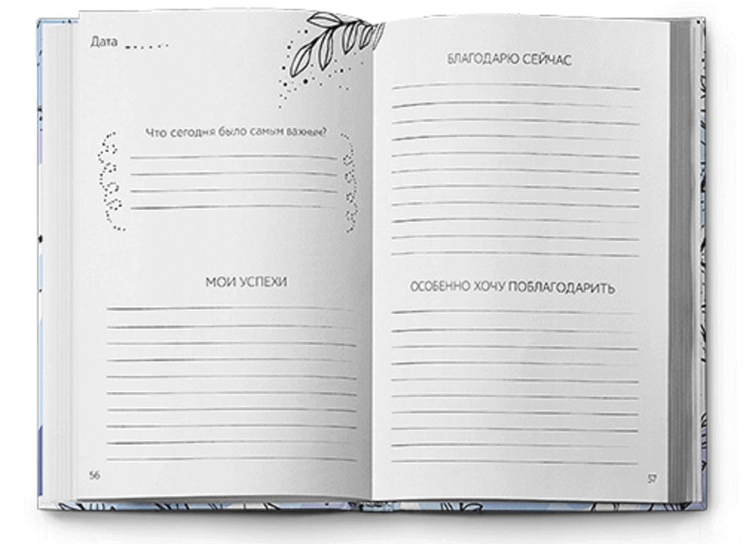 Дневник успеха, чтобы стать увереннее в себе