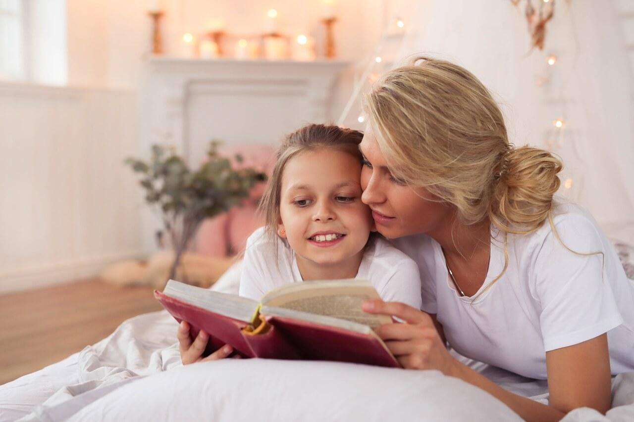 Как привить любовь к чтению детям