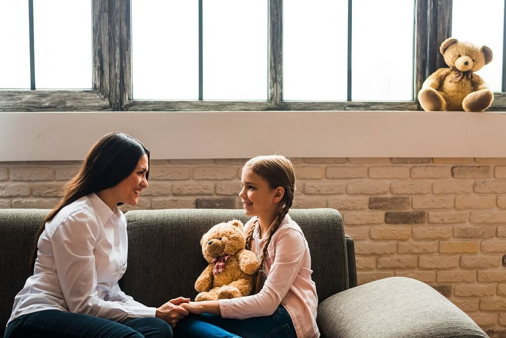 Как давать ребенку обратную связь