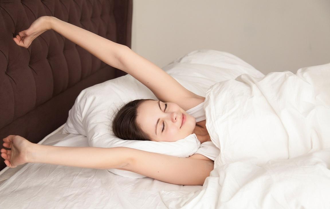 Как научить ребёнка рано вставать