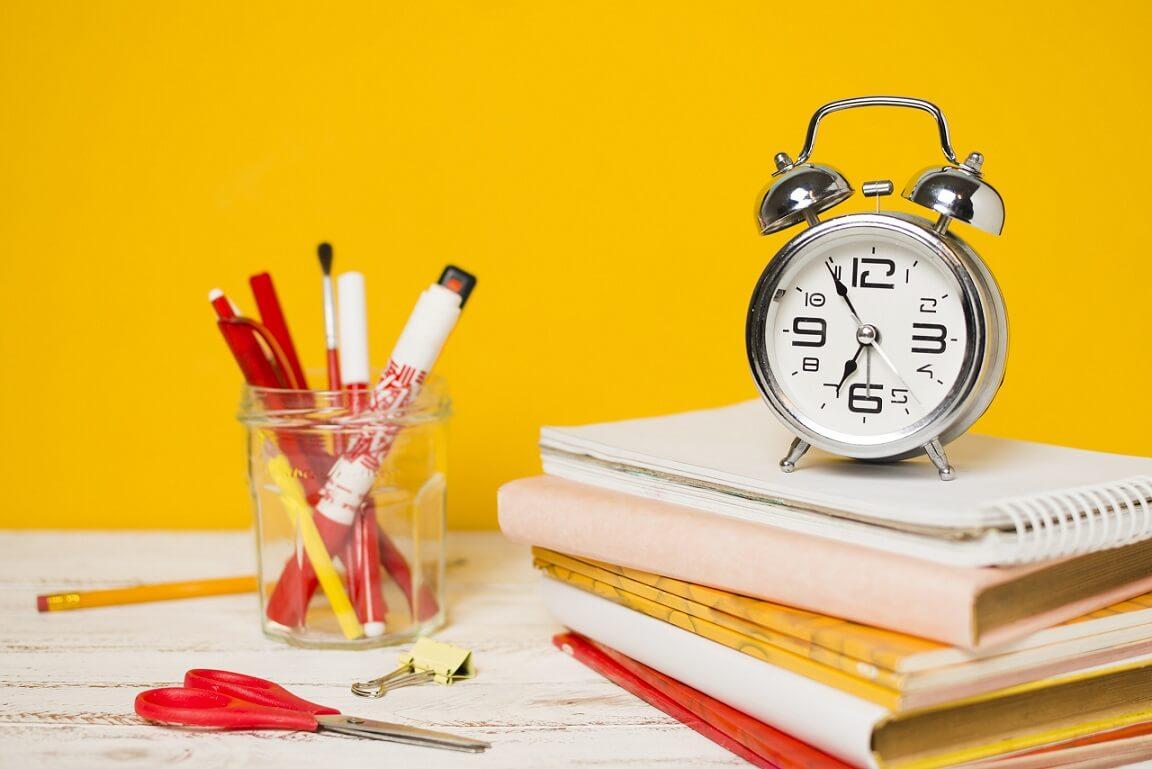 Управлению временем не учат в обычной школе