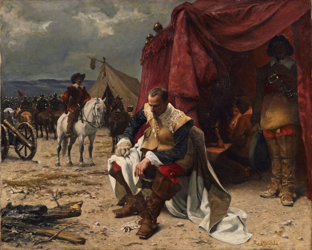 Датский период Тридцатилетней войны