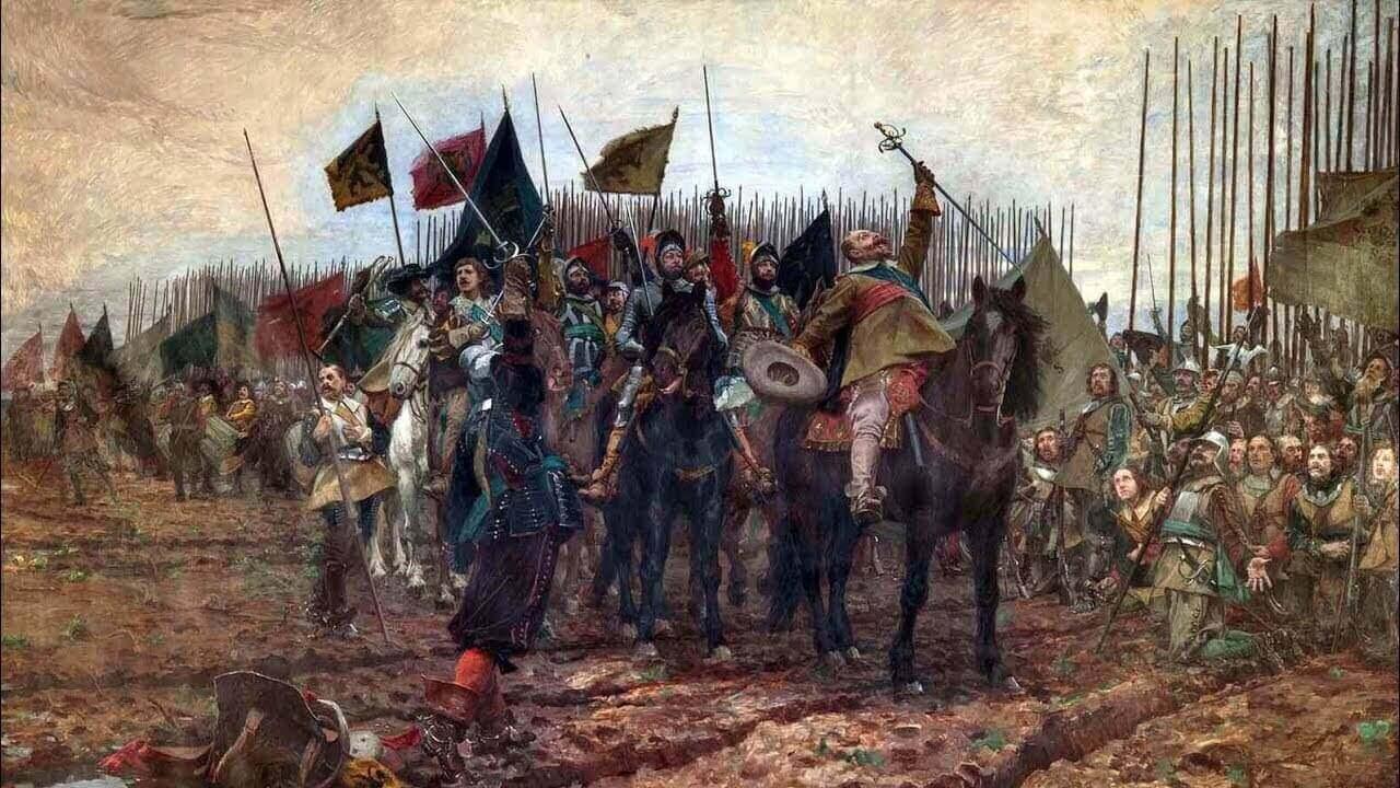 Шведский период Тридцатилетней войны