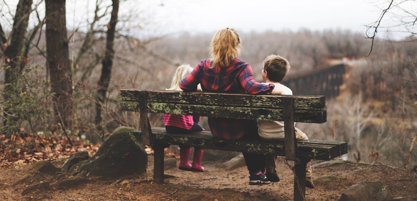 Семья много путешествует