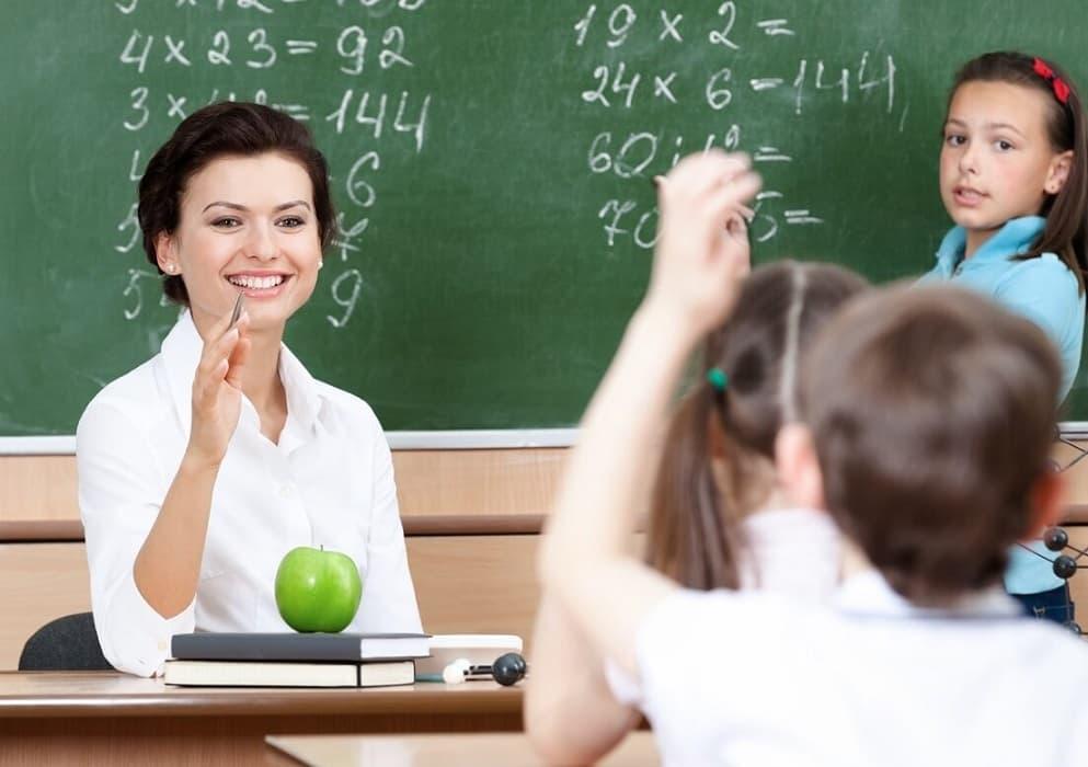 Качества учителя начальной школы