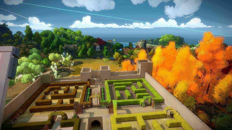 The Witness — игра, развивающая мышление