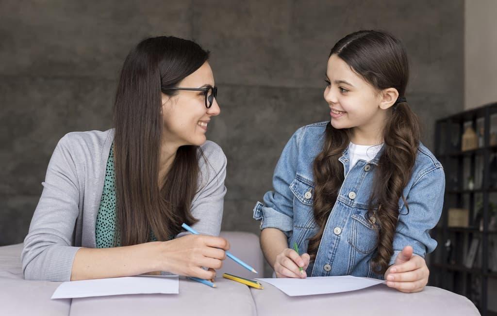 Помощь наставника, чтобы полюбить школу