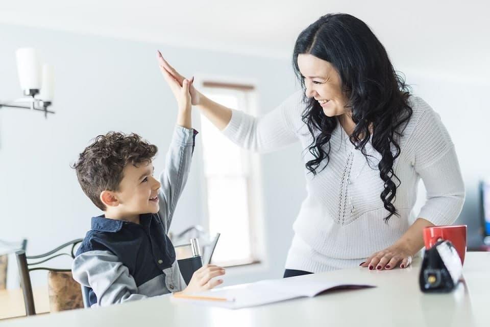 Поддержка родителей в выполнении домашней работы