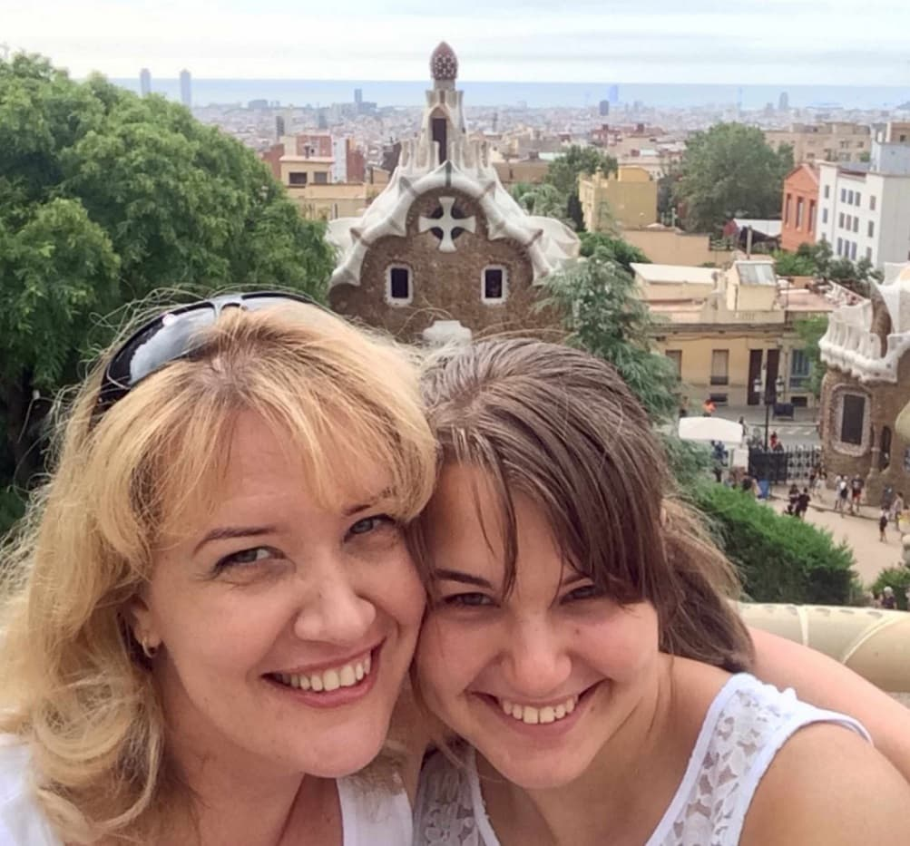Ирина Фомичёва рассказала о нагрузках дочери в «Фоксфорде»