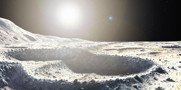 Фото с поверхности Меркурия
