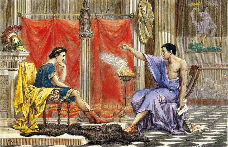 Семейное обучение зародилось ещё в Древней Греции