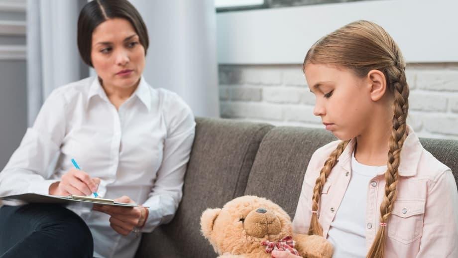 Как объяснить ребёнку поход к психологу