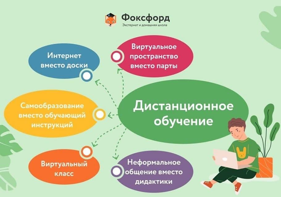 Как устроена дистанционная школа
