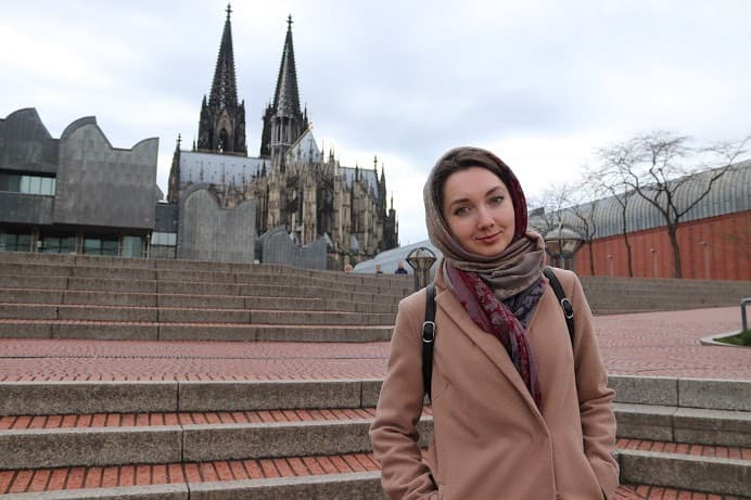 Алина Бушина, менеджер международного направления Экстерната и Домашней школы Фоксфорда