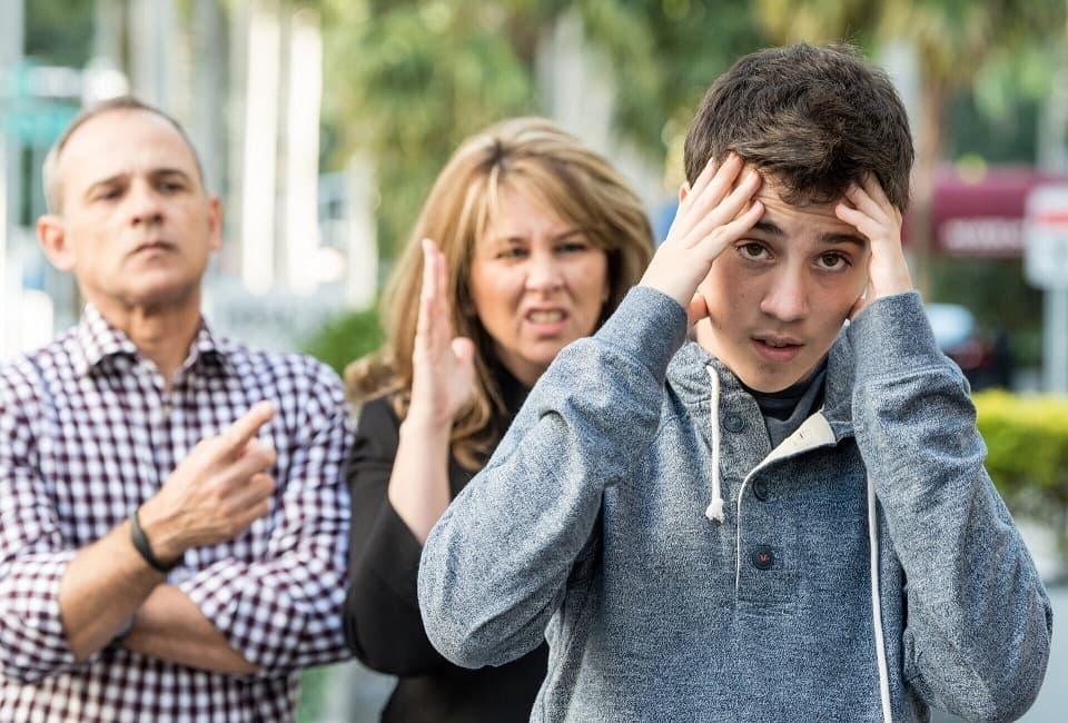 Последствия разговора с родителями