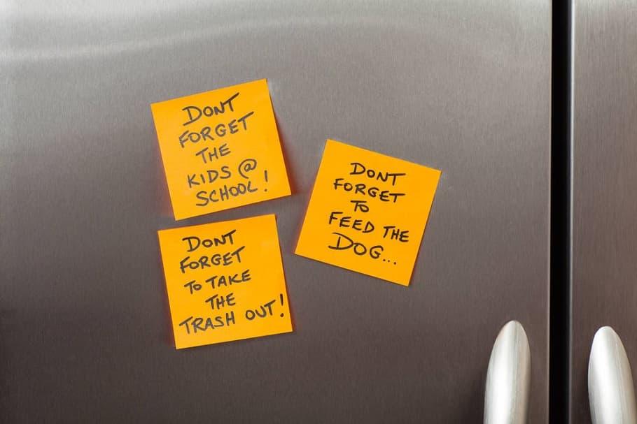 Стикеры на холодильник
