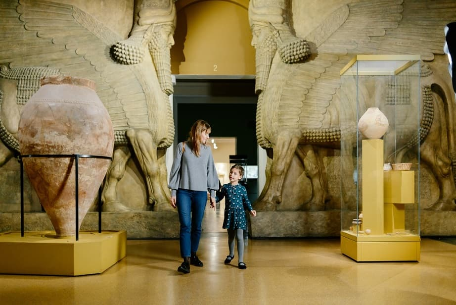Посещение музеев вместе с детьми