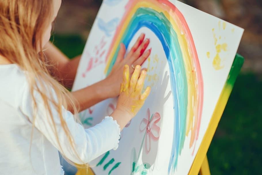 Творчество вместе с детьми