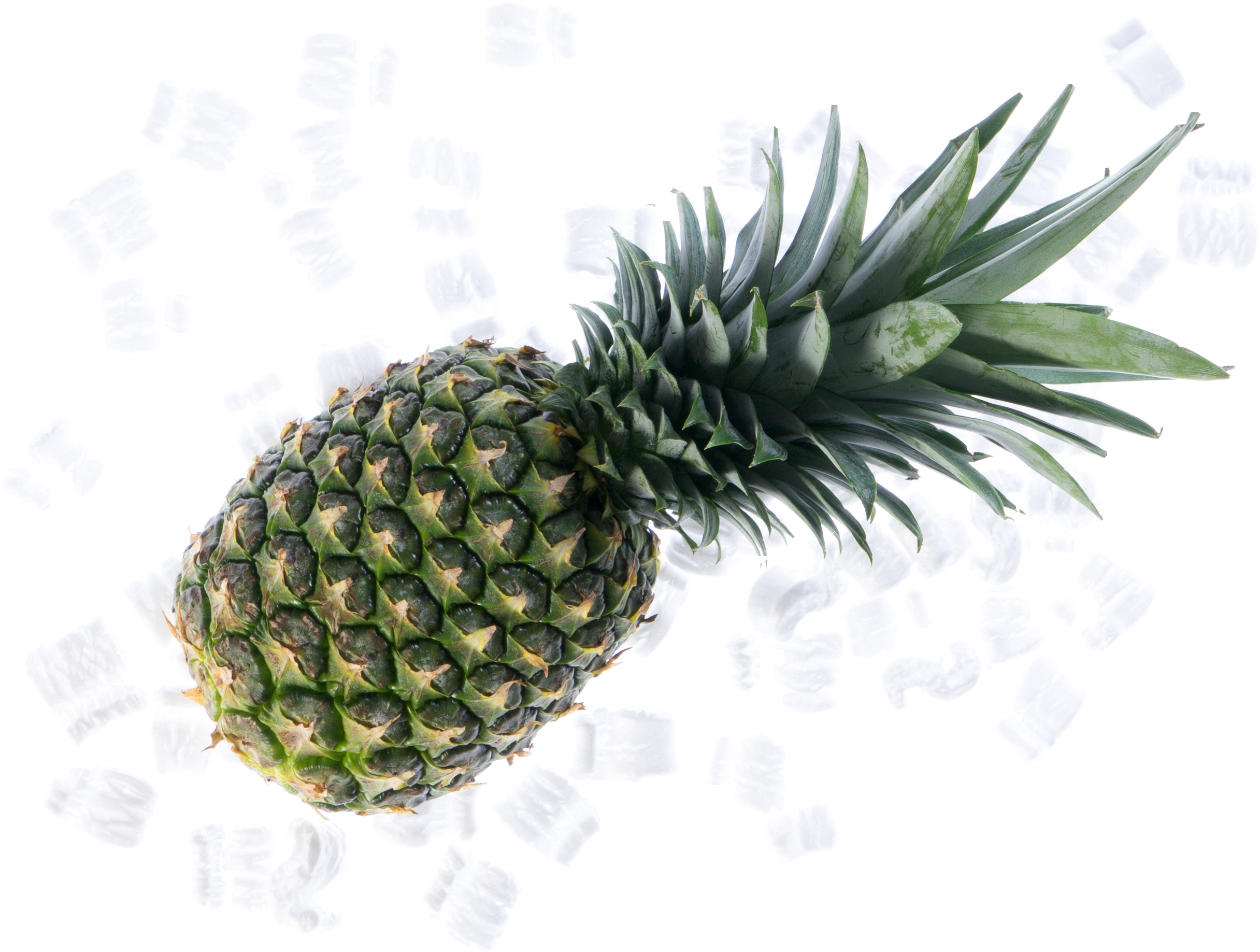 Shipping a pineapple