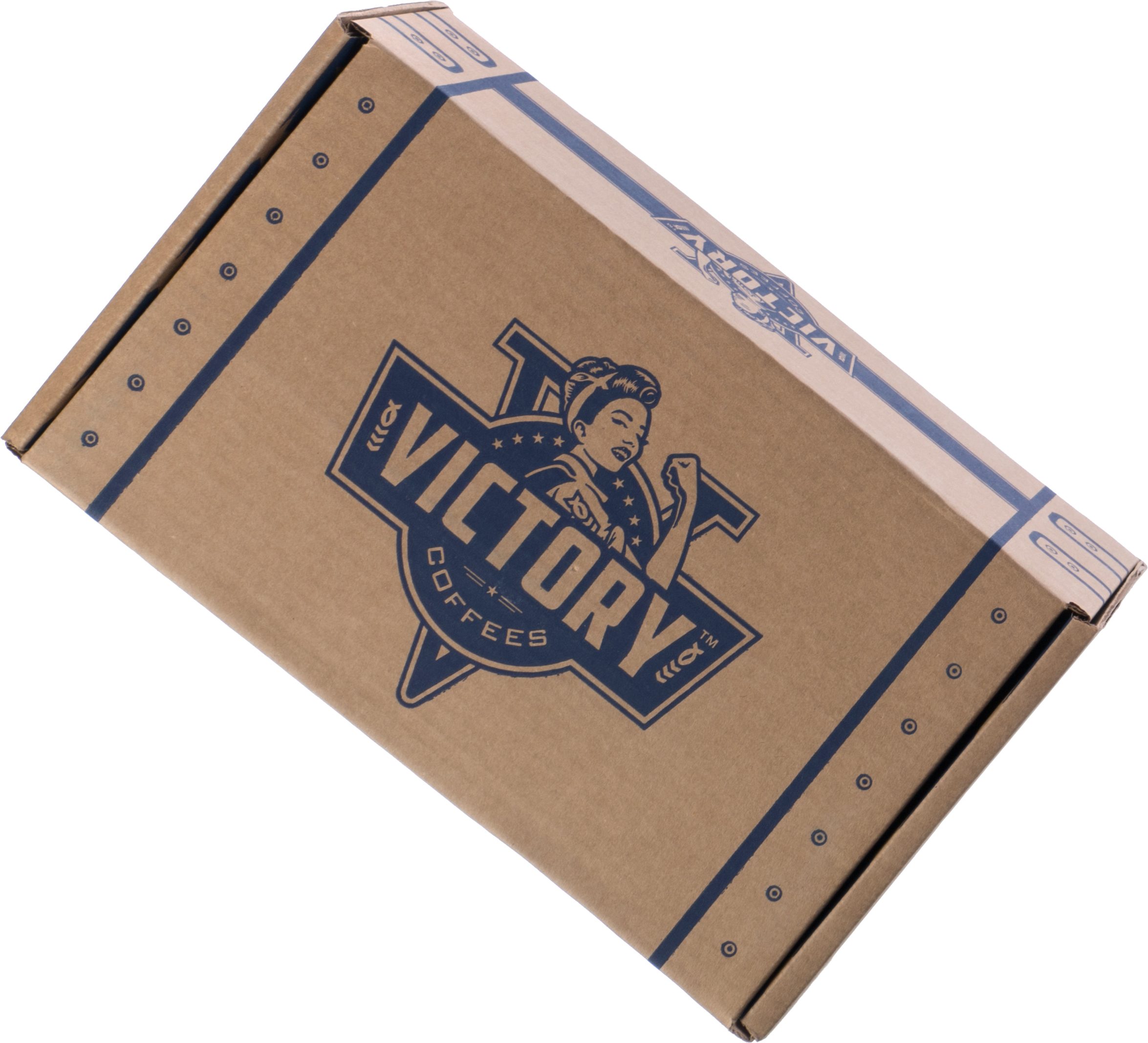 Victory Coffees ships with Cubic Pricing
