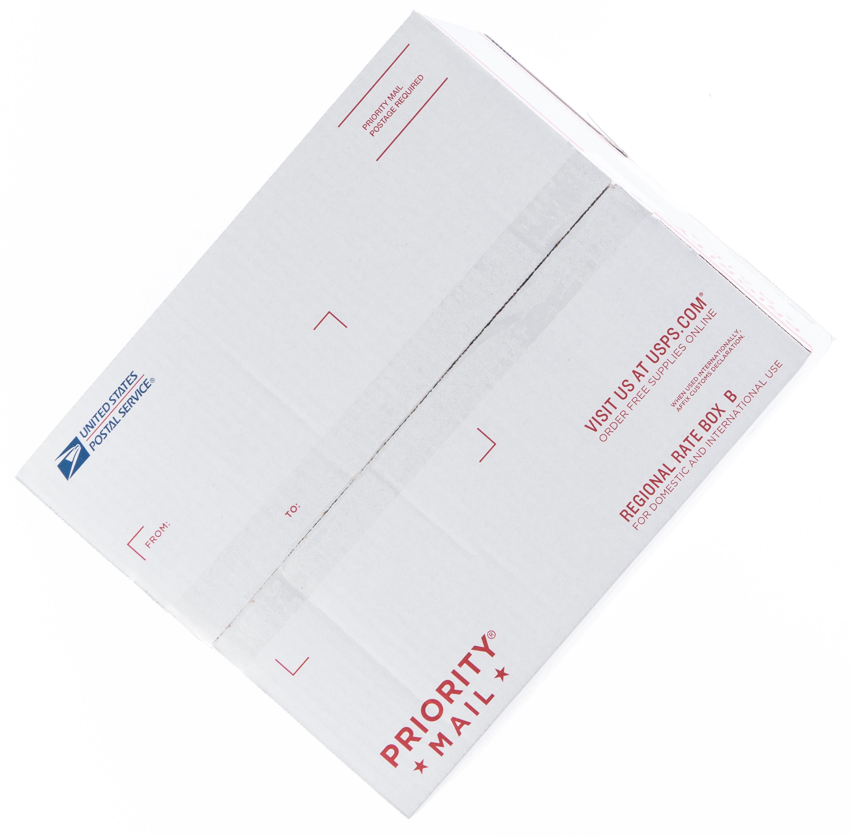 Priority Mail Regional Rate Box B