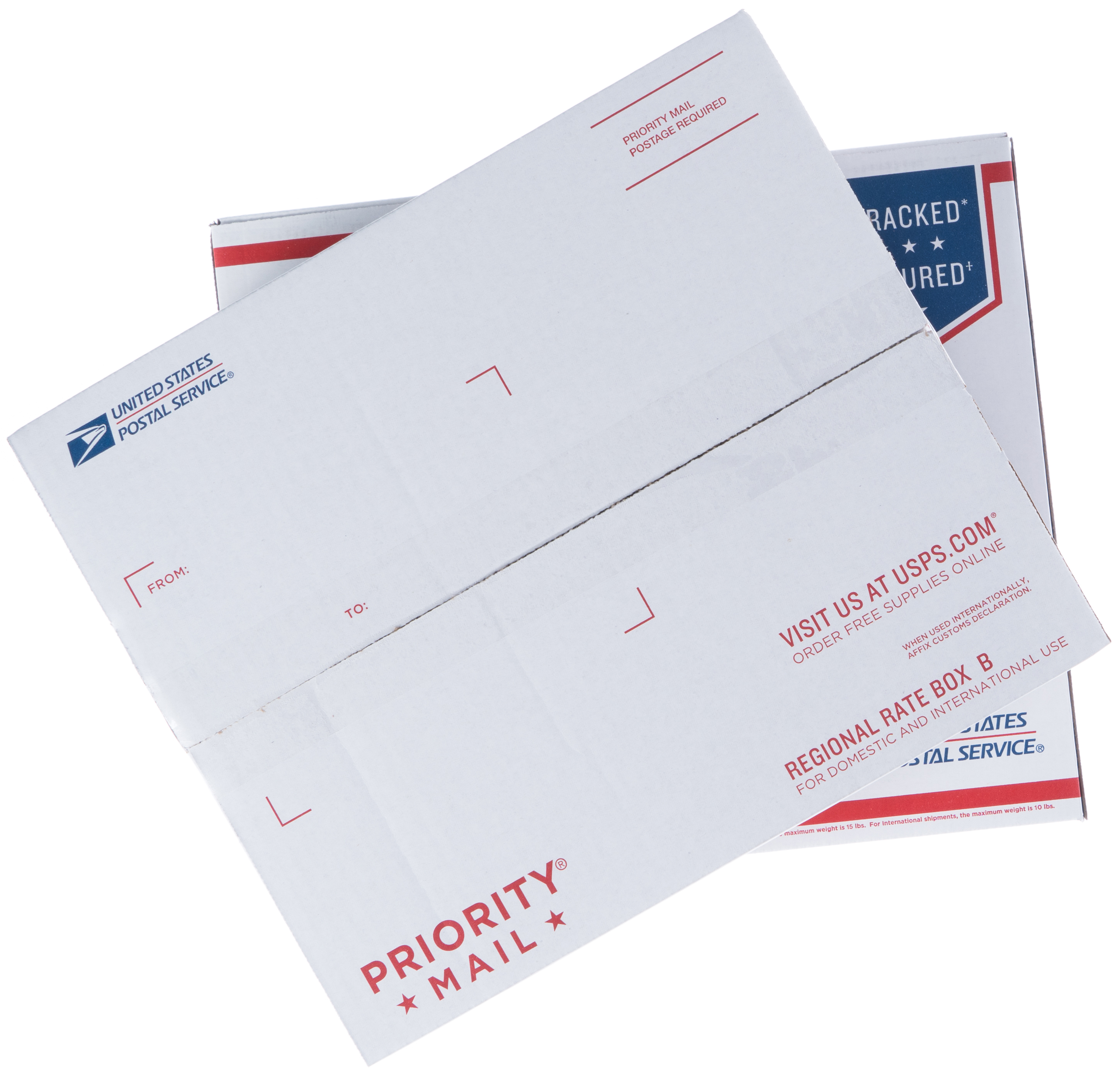 USPS Regional Rate boxes