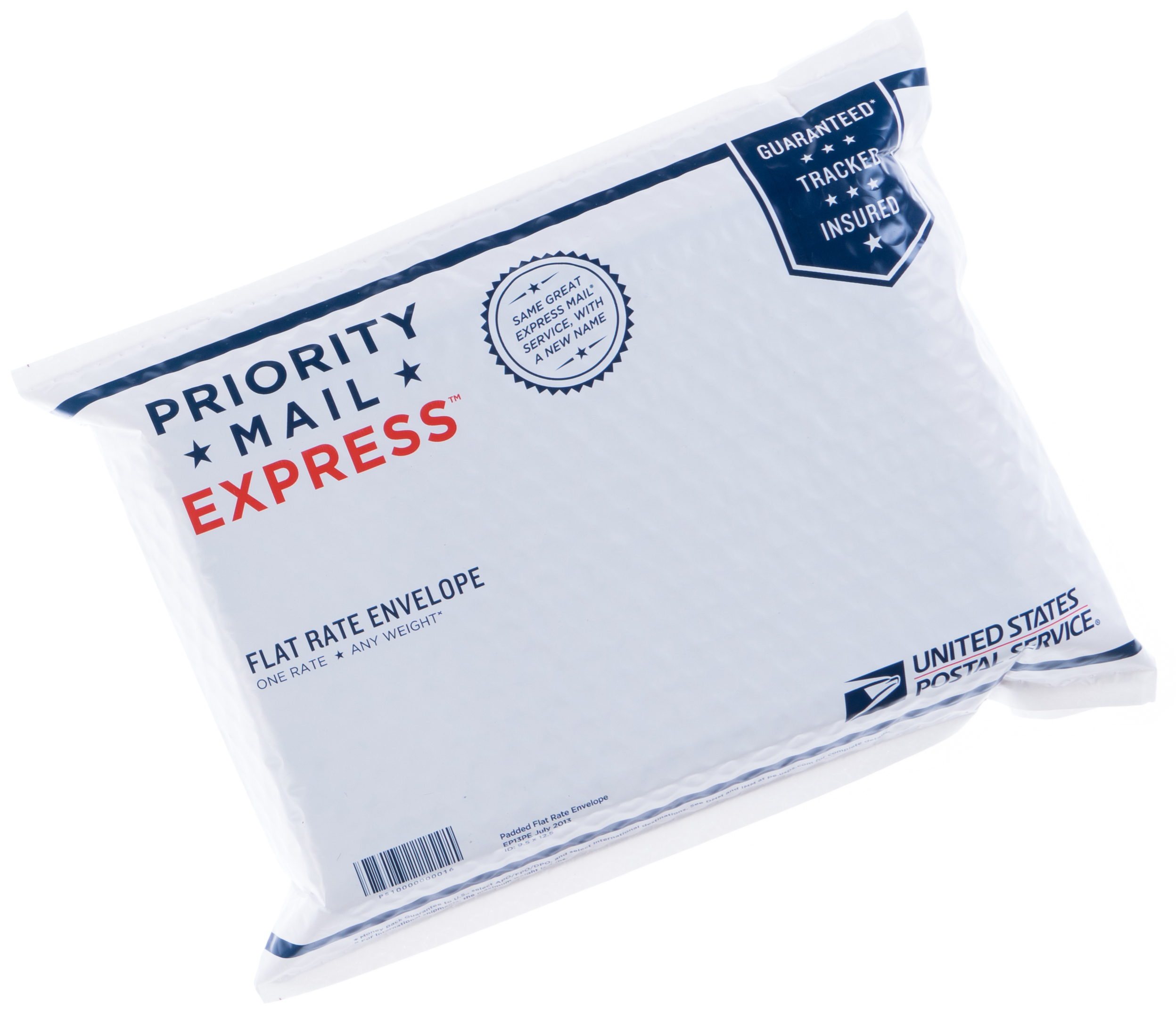 Padded Flat Rate Envelope for Priority Mail Express International
