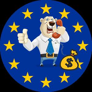 Verovapaat EU-casinot