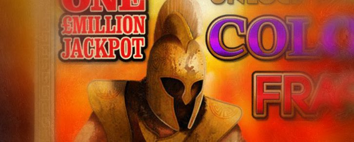 Colossus Fracpot kolikkopeli - vie jackpot ilmaskierroksilla