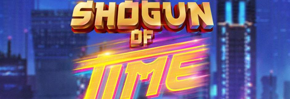 Uusi upea scifi-kolikkopeli - testissä Shogun of Time Slot