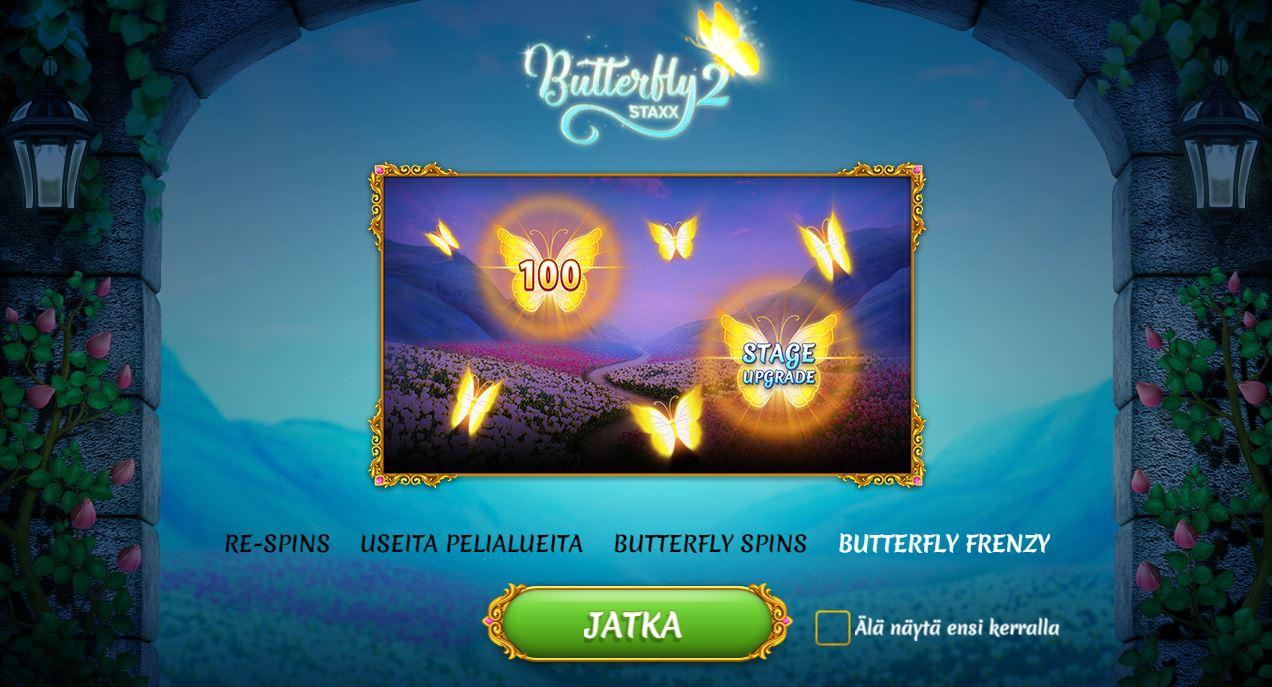 Butterfly Frenzy -bonuspeli