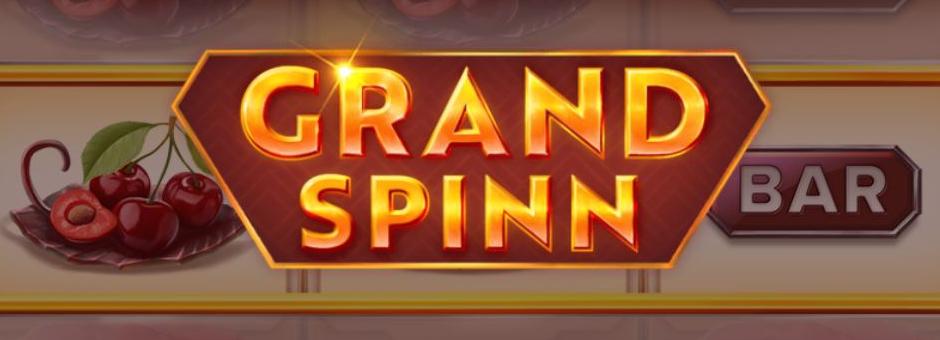 Grand Spinn Superpot kolikkopeli - RTP 96,2% - Pelaa nyt!