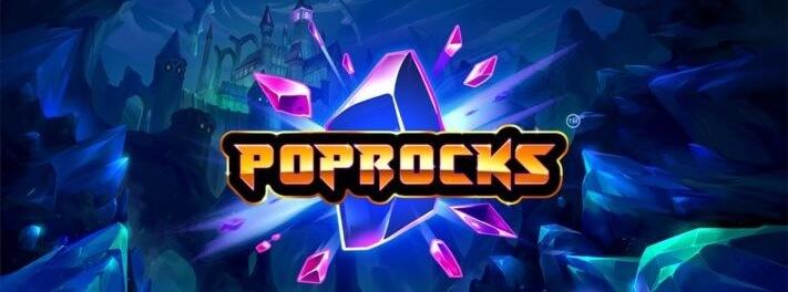 Uusi PopRocks Kolikkopeli - Voita bonuspelissä - RTP 96.4 %