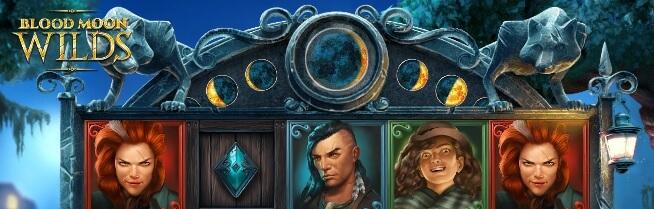 Blood Moon Wilds -kolikkopeli - Pelaa bonuspeli, RTP 96.2%