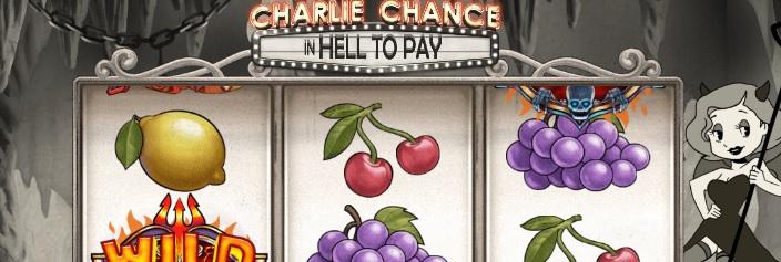 Charlie Chance In Hell To Pay - Ilmaiskierrokset & RTP 96.23%