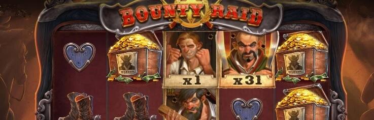Bounty Raid -kolikkopeli - Pelaa ilmaiskierrokset, 95.71 %