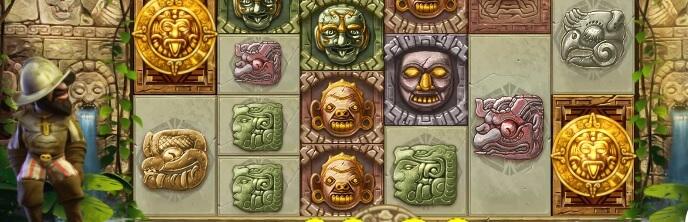 Gonzo's Quest Megaways -kolikkopeli - Palautusprosentti 96.0