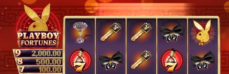 Playboy Fortunes -kolikkopeli - Viekoittele ilmaiskierrokset