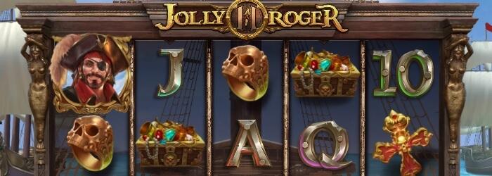 Jolly Roger - pelaa bonuspeli, 96,20% palautusprosentti