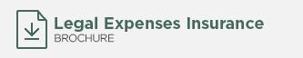 Legal Expenses Insurance Brochure