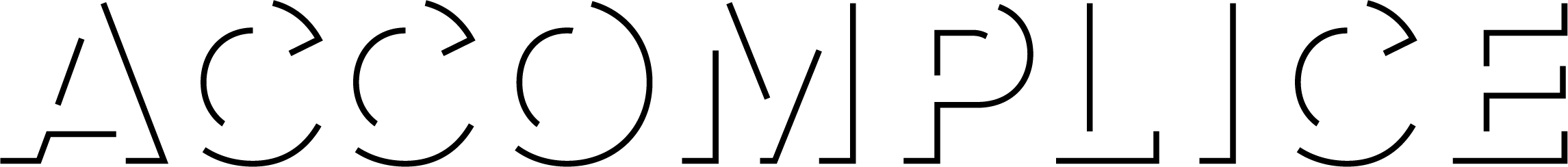 Accomplice logo