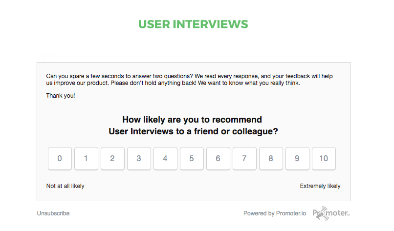 User Feedback Survey Best Practices | Field Guide