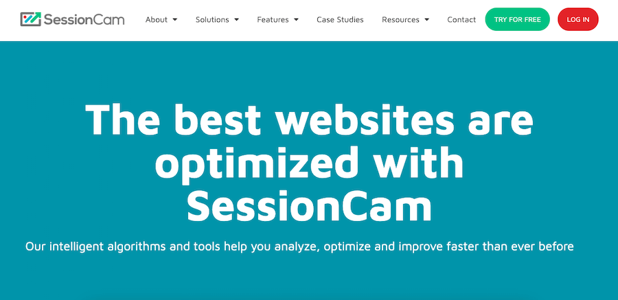 User Testing Tools: SessionCam