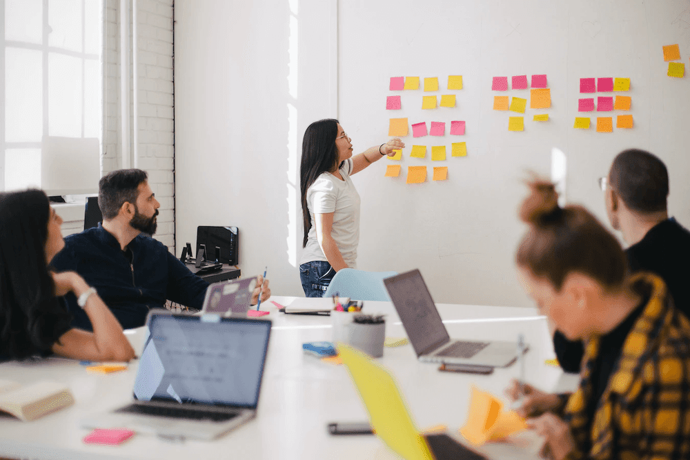 When doing user research as part of a human-centered design process, ask three questions: What should we build? How should we build it? Did we build it right?