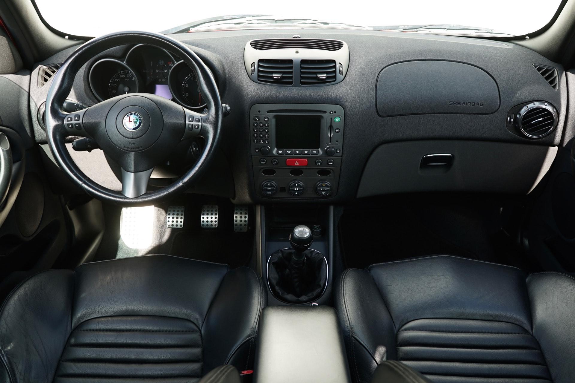 ALFA 147 GTA 3.2 V6 24V ROSSO ALFA