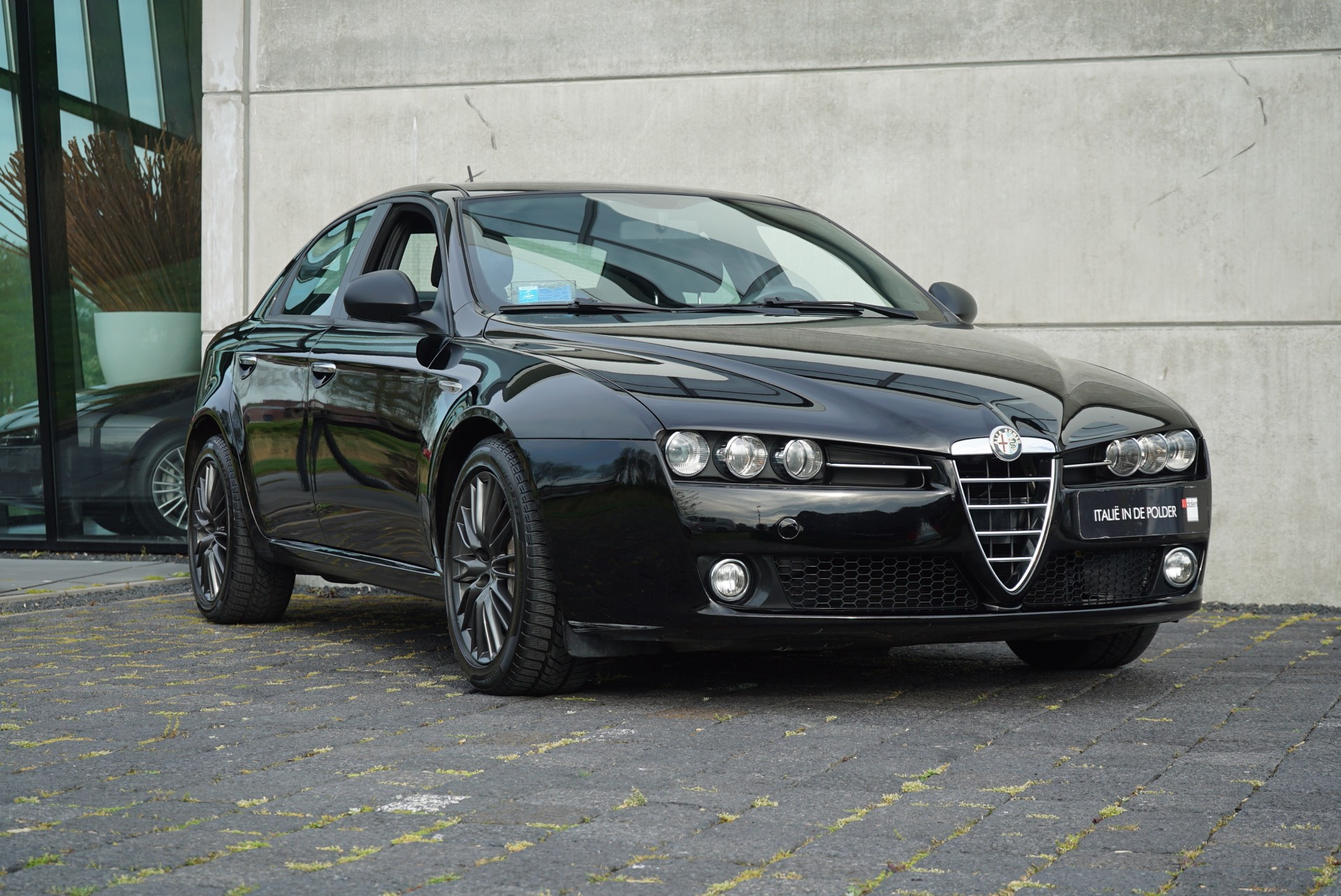 ALFA 159 1750i TURBO DISTINCTIVE TBI