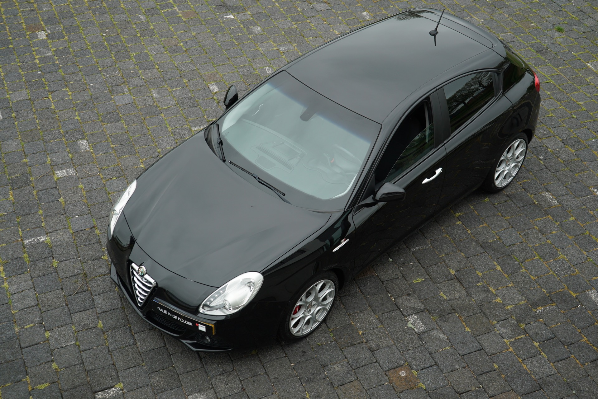 ALFA ROMEO GIULIETTA 1.4 TURBO DISTINCTIVE SPORT