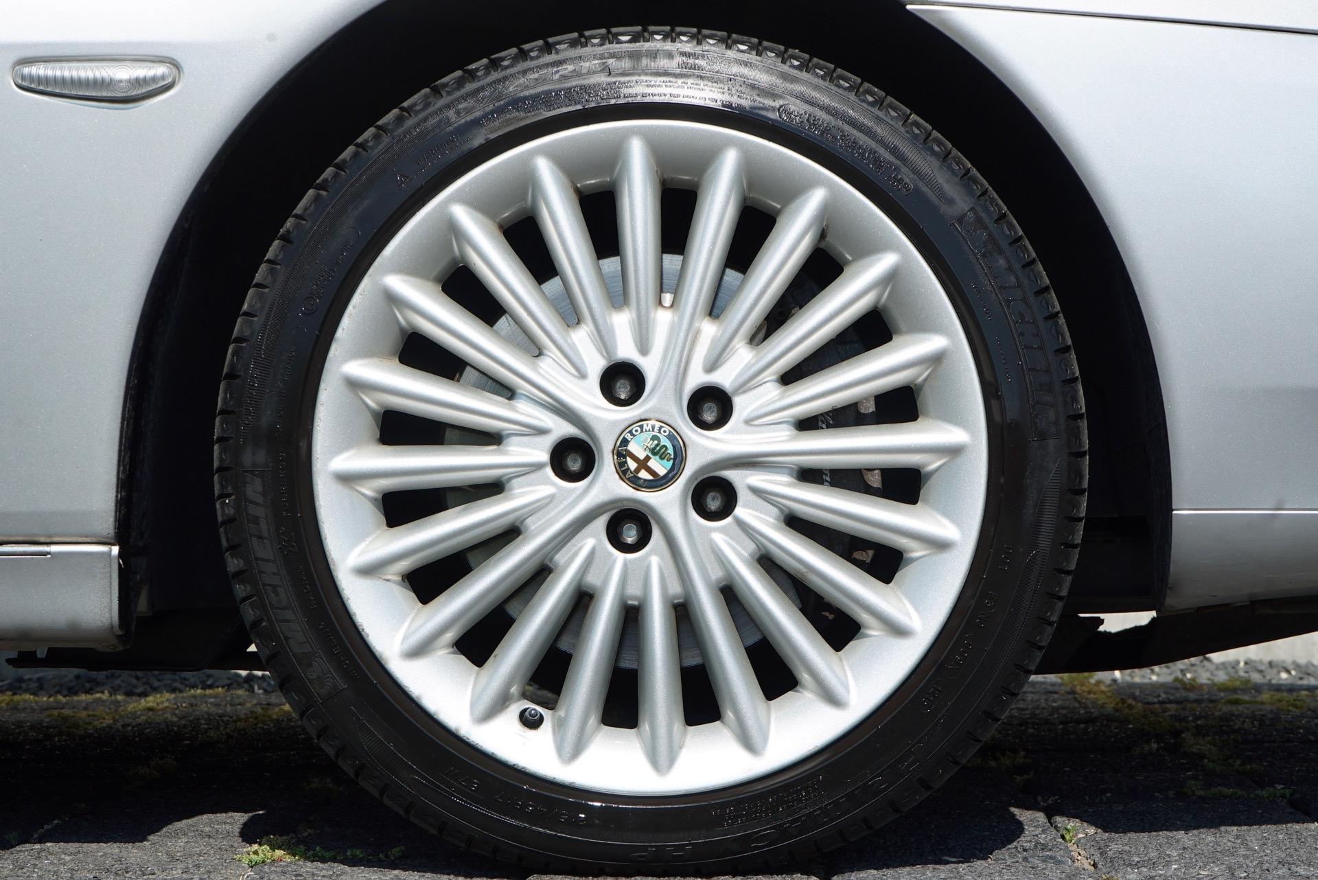 ALFA ROMEO 166 3.2 V6 DISTINCTIVE