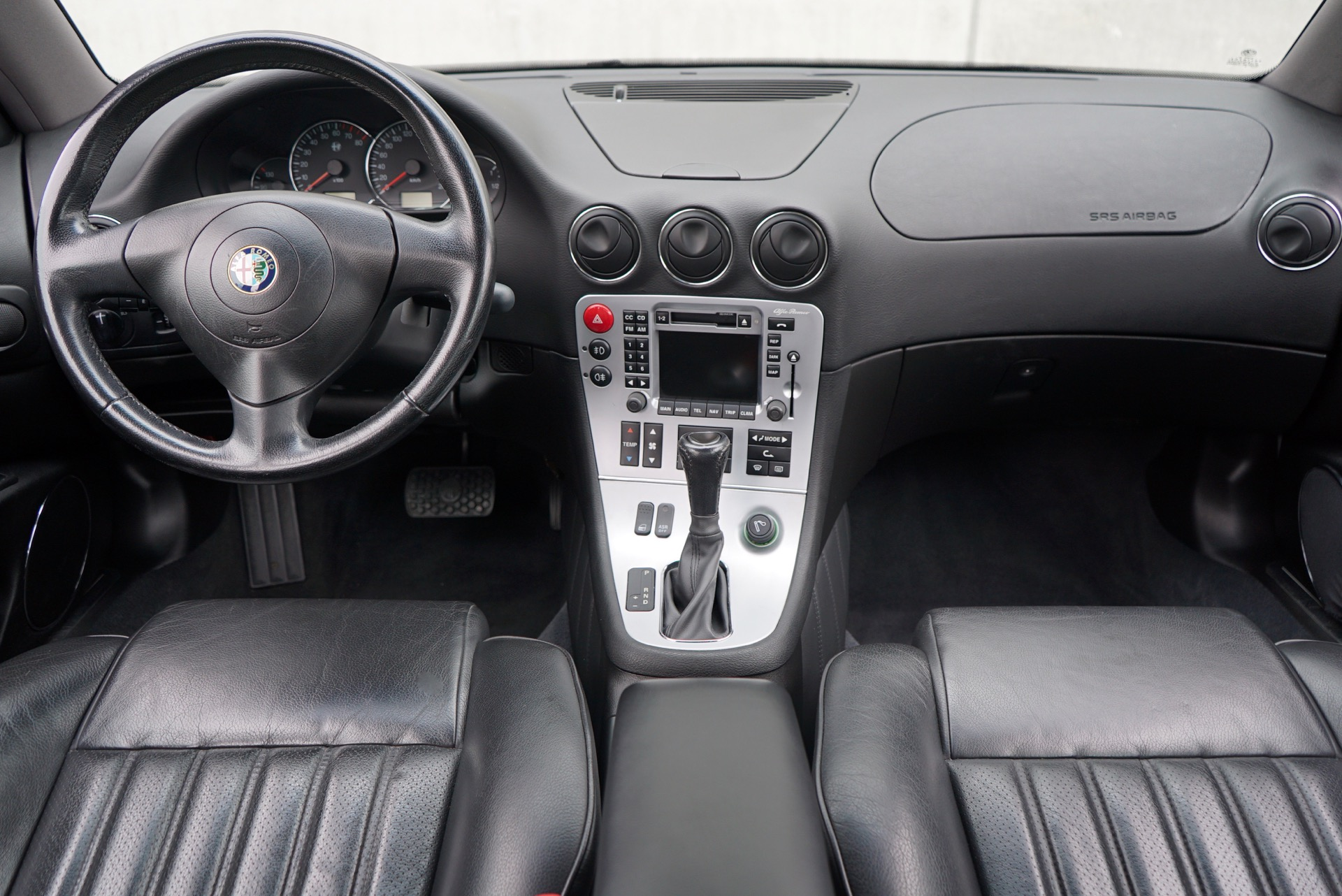 ALFA 166 3.0 SPORTRONIC DISTINCTIVE 1 OWNER ONLY 58.000KM