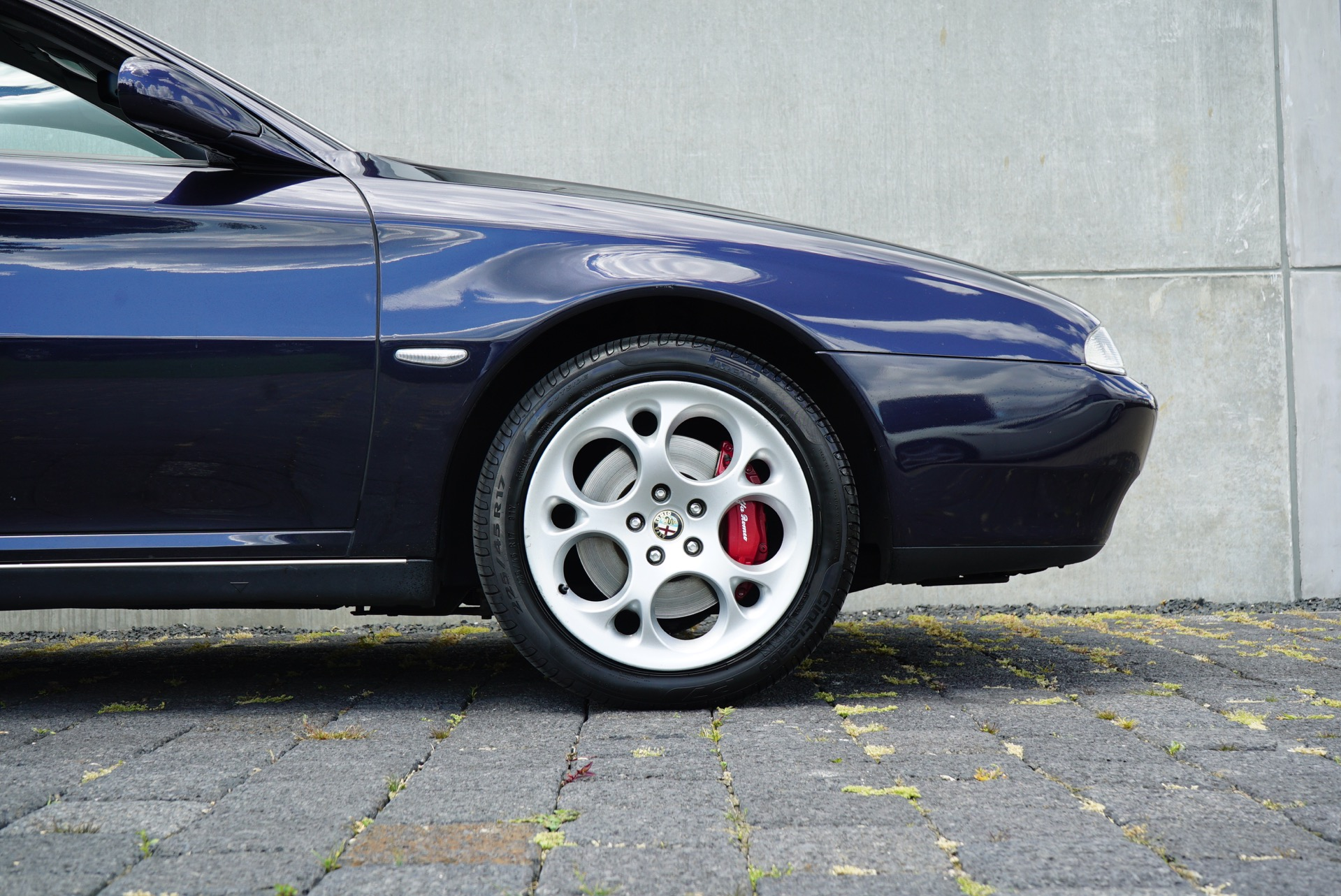 ALFA ROMEO 166 3.0 V6 DISTINCTIVE SPORTRONIC